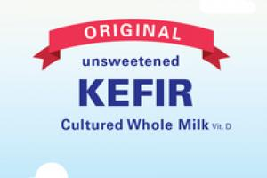 ORIGINAL UNSWEETENED KEFIR CULTURED WHOLE MILK