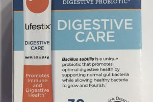 Digestive Probiotic Care Dietary Supplement