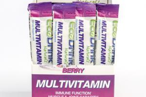 NATURALLY SWEETENED MULTIVITAMIN DIETARY SUPPLEMENT