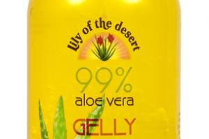 99% ALOE VERA GELLY SOOTHING MOISTURIZER