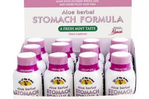 ALOE HERBAL STOMACH FORMULA DIETARY SUPPLEMENT