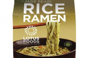Organic Jade Pearl Rice Ramen