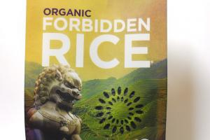 Organic Forbidden Rice