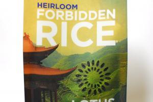 Heirloom Forbidden Rice