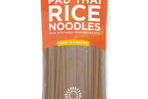 Brown Pad Thai Rice Noodles