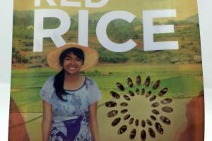 Organic Red Rice