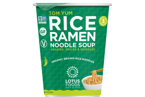 Rice Ramen Noodle Soup