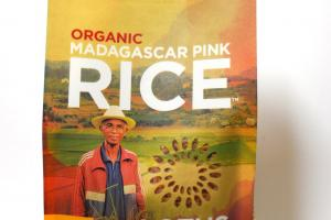 Organic Madagascar Pink Rice