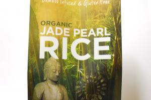 Organic Jade Pearl Rice