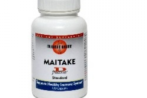 MAITAKE D FRACTION SUPPORTS HEALTHY IMMUNE SYSTEM DIETARY SUPPLEMENT CAPSULES