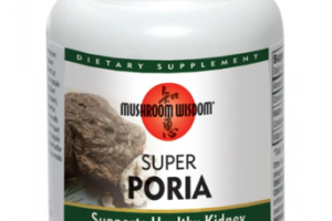 SUPER PORIA SUPPORTS HEALTHY KIDNEY & URINARY TRACT FUNCTION DIETARY SUPPLEMENT VEGETARIAN TABLETS