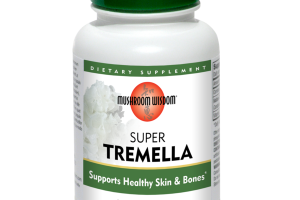 SUPER TREMELLA SUPPORTS HEALTHY SKIN & BONES DIETARY SUPPLEMENT VEGETARIAN TABLETS