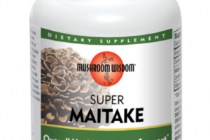 SUPER MAITAKE OVERALL HEALTH & IMMUNE SUPPORT DIETARY SUPPLEMENT VEGETARIAN TABLETS