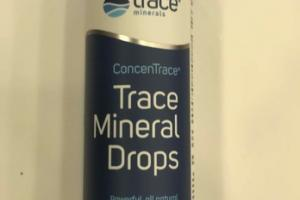 CONCENTRACE MINERAL DROPS DIETARY SUPPLEMENT