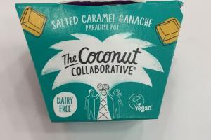 Salted Caramel Ganache Paradise Pot