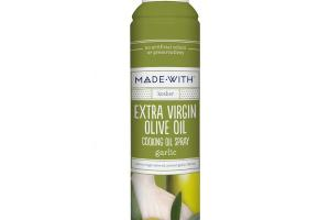 GARLIC EXTRA VIRGIN OLIVE COOKING SPRAY