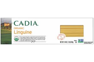 ORGANIC WHOLE WHEAT MACARONI PRODUCT, LINGUINE