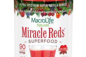 Miracle Reds Superfood Dietary Supplement
