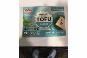 JAPANESE-STYLE SILKEN TOFU NIGARI