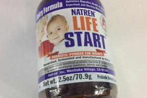 Probiotic Powder For Infants Dietary Supplement