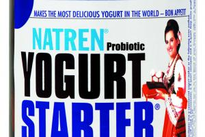 PROBIOTIC YOGURT STARTER