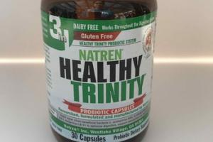 HEALTHY TRINITY PROBIOTIC SYSTEM DIETARY SUPPLEMENTS