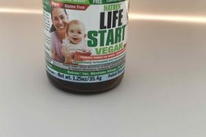 LIFE START VEGAN PROBIOTIC POWDER FOR INFANTS, TODDLERS AND MOTHERS DIETARY SUPPLEMENT
