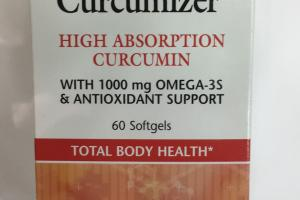 High Absorption Curcumin Dietary Supplement