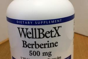 Berberine 500 Mg Dietary Supplement