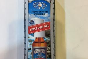 First Aid Gel Homeopathic Medicine