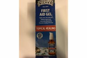 FIRST AID GEL TOPICAL HEALING HOMEOPATHIC MEDICINE