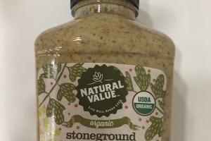 Organic Stoneground Mustard
