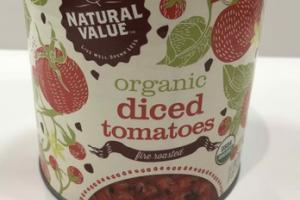 FIRE ROASTED ORGANIC DICED TOMATOES