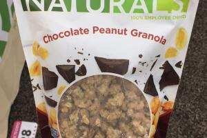 Organic Chocolate Peanut Granola