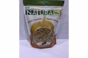 ORGANIC SALTED CARAMEL APPLE GRANOLA
