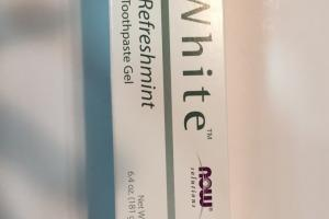 Toothpaste Gel, Refreshmint