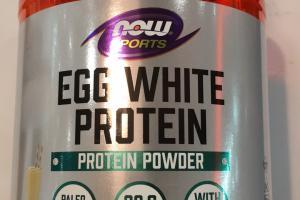 Egg White Protein Powder