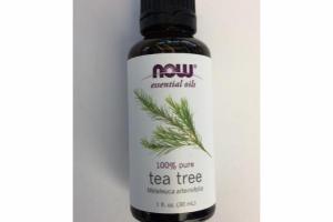 100% PURE TEA TREE ESSENTIAL OILS