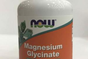 MAGNESIUM GLYCINATE NERVOUS SYSTEM SUPPORT A DIETARY SUPPLEMENT VEGETARIAN/VEGAN TABLETS