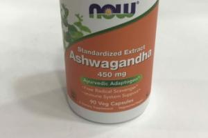 ASHWAGANDHA DIETARY SUPPLEMENT VEGETARIAN VEGAN VEG CAPSULES