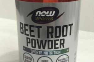 SPORTS NUTRITION BEET ROOT POWDER