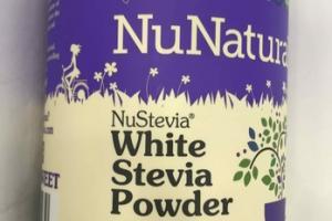 WHITE STEVIA POWDER