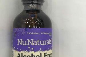 ALCOHOL FREE NUSTEVIA