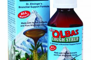 Cough Syrup Herbal Supplement