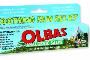 Analgesic Salve Pain Relieving Cream