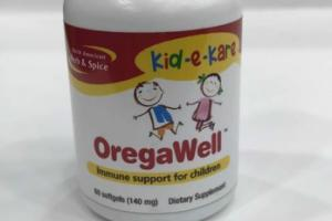 KID-E-KARE OREGAWELL IMMUNE SUPPORT FOR CHILDREN DIETARY SUPPLEMENT SOFTGELS