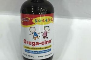 KID-E-KARE OREGA-CINN SUPPORTS HEALTHY IMMUNITY DIETARY SUPPLEMENT