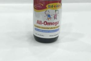 ALL-OMEGA COMPLETE ESSENTIAL OILS FOR CHILDREN DIETARY SUPPLEMENT
