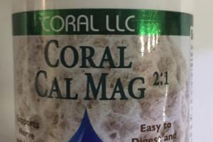 Coral Cal Mag 2:1 Dietary Supplement