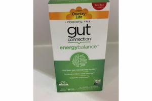 ENERGYBALANCE VEGAN CAPSULES DIETARY SUPPLEMENT